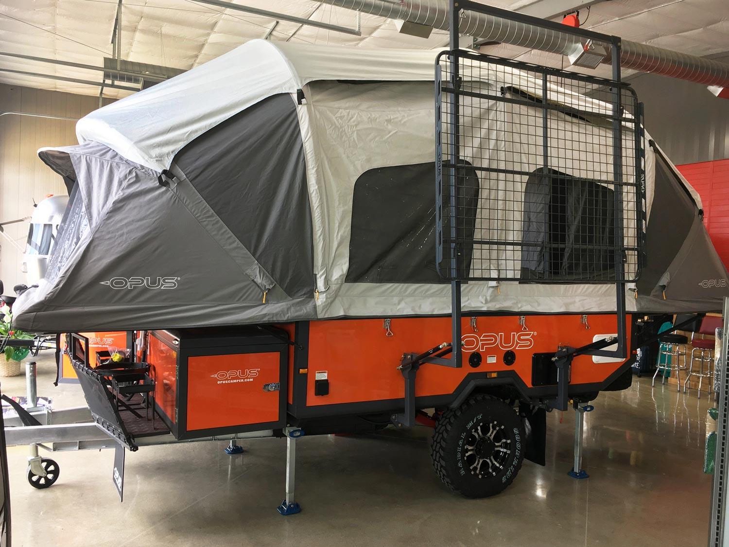 2020 Opus Air Off-Road 4-Sleeper