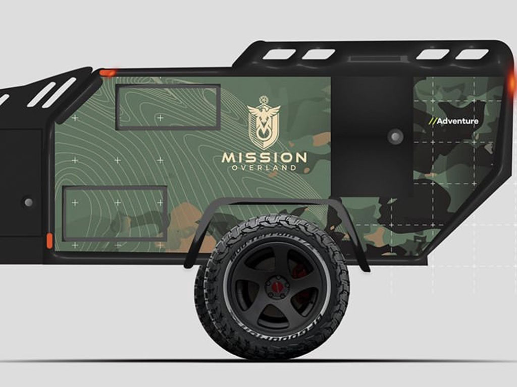 2021 Mission Overland Summit-Custom Order