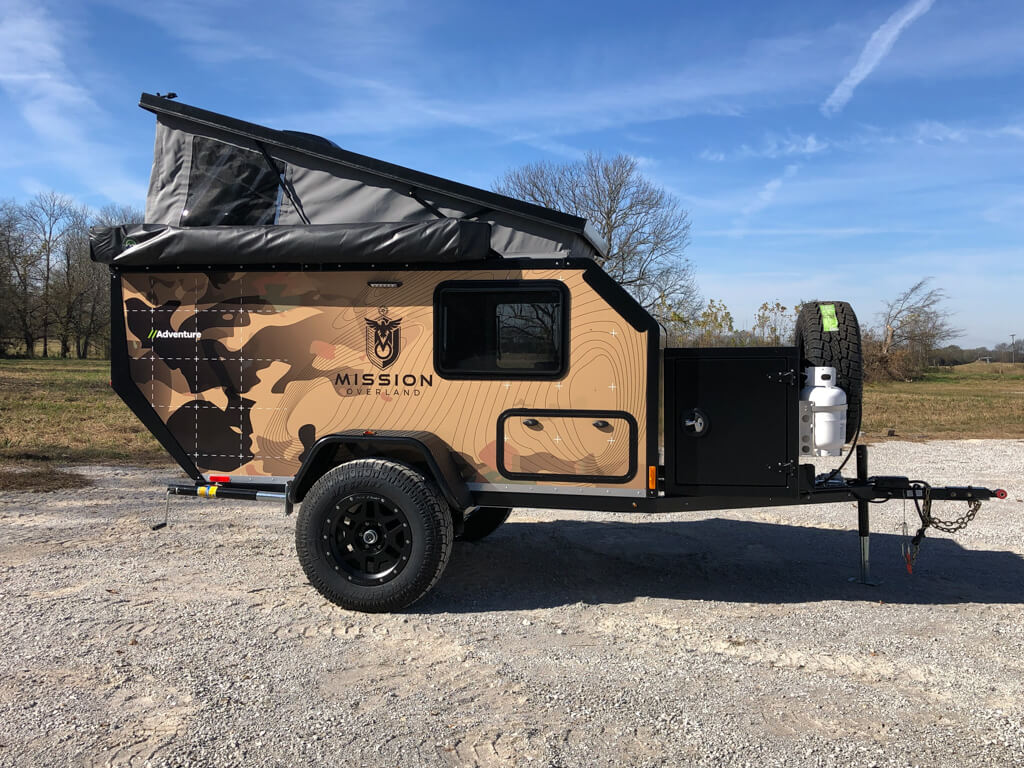 2021 Mission Overland Summit - Tan Camo